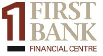 FirstBank Financial Centre's Logo
