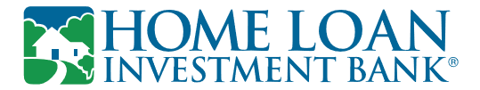 Home Loan Investment Bank's Logo